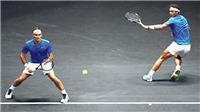 Federer - Nadal: Ở tuổi 'hết thời' vẫn là đỉnh cao thế giới