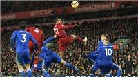 Premier League 2019/20 sau nửa chặng đường: Liverpool và Leicester xứng đáng điểm 10