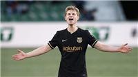 Barcelona: Không cần là Messi, chỉ cần là De Jong