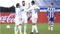 Real Madrid: Bước ngoặt hay chiến thắng trước giá treo cổ