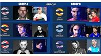 ATP Cup 2021: Djokovic và Nadal dễ thở