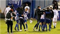 Ngày Real Madrid bẽ mặt vì Alcoyano