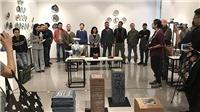Triển lãm 'Gốm Tết 2021': Nghệ thuật trong cuộc dạo chơi với lửa