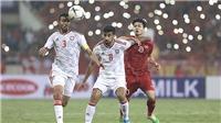 Các đối thủ tuyển Việt Nam ráo riết chuẩn bị vòng loại World Cup