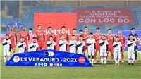 LS V-League 2021 trở lại thừa khốc liệt