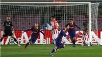 Trực tiếp Granada vs Barcelona (03h00 ngày 4/2): Sải cánh giữa trời