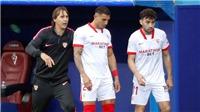 Trực tiếp Sevilla vs Dortmund (03h00, 18/2): Lopetegui đã tìm lại danh tiếng ở Sevilla