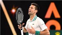Djokovic lần thứ 9 vào chung kết Australian Open