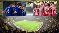 Trực tiếp Atletico Madrid vs Chelsea (3h00 ngày 24/2): Thức dậy ở Champions League