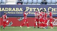 Atletico Madrid: Nụ hôn dài tới danh hiệu La Liga