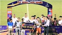Bầu Hiển đưa SHB Đà Nẵng trở lại ở V-League 2021