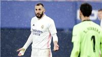 Real Madrid: Khó lên đỉnh nếu chỉ dựa vào Benzema