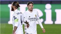 Vấn đề của Real Madrid: Sự mất tích khó hiểu của Valverde