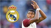 Real Madrid: Chủ tịch Perez vừa thả lá bài Alaba