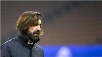Juventus: Pirlo, một thất bại nữa là khủng hoảng