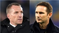 Rodgers vs Lampard: Người về đỉnh cao, kẻ xuống vực sâu