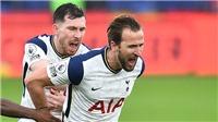 Kane-Son tìm thấy nhau, Tottenham vẫn mất điểm