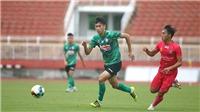 Các CLB V-League tích cực giao hữu