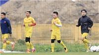 Quang Hải trở lại, HLV Park Hang Seo lo cho Tuấn Anh