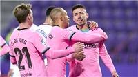 Trực tiếp Barcelona vs Eibar (01h15 ngày 30/12): Ai đóng vai Messi mới ở Camp Nou?