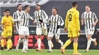 Juventus thắng Cagliari: Pirlo không chỉ có Ronaldo tỏa sáng