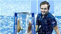 Daniil Medvedev vô địch ATP Finals 2020: Bệ phóng cho Grand Slam?