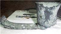 Kể chuyện lịch sử từ trong lòng đất (Kỳ 9): Chiếc cốc dâng rượu từ hơn 2.000 năm trước
