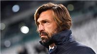 Trực tiếp Juventus vs Dynamo Kiev: Giá như Pirlo đổi phận ra sân được