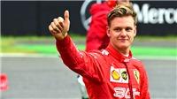 Con trai Michael Schumacher gia nhập làng F1: Hổ phụ có sinh hổ tử?