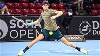 Quần vợt ATP 2021: Top 5 tài năng trẻ đáng xem nhất