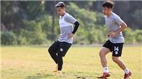 Quốc Long cạnh tranh vị trí với các đàn em ở Hà Nội FC