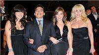 Huyền thoại Diego Maradona qua đời: Nóng bỏng cuộc chiến thừa kế
