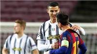 """Ronaldo: """"Tôi chưa từng coi Messi là đối thủ"""""""