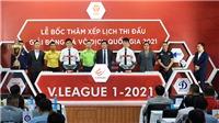 V-League 2021 đã có 'vạch xuất phát'