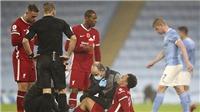 Chấn thương khiến Premier League thực sự khó lường