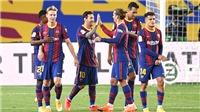 Màn ra mắt của Koeman: Tước bỏ vị thế của Leo Messi