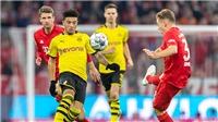 Kinh điển Bayern vs Dortmund ở Siêu Cúp Đức