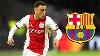 Chuyển nhượng Barcelona: Sergino Dest có phải Alves mới?