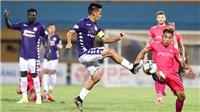 Đua vô địch V-League: Sài Gòn sợ Hà Nội tăng tốc