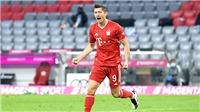 Một Lewandowski che lấp cả… Bayern Munich