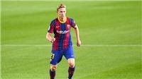 Barcelona: Koeman vẫn đang chờ De Jong