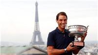 5 bài học lớn từ Rafael Nadal