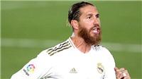 Trực tiếp Moenchengladbach vs Real Madrid: Khi Ramos là vua