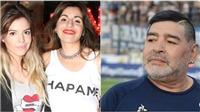 Maradona đuổi hết người thân khỏi nhà