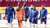 Chelsea: Thủ đã xong, giờ là công