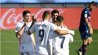 Trực tiếp Real Madrid vs Inter: Cây đinh ba của Zidane