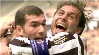 Zidane đối đầu Conte: Cuộc hội ngộ của những người học trò Lippi