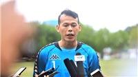 Tấn Trường sẵn sàng tập trung đội tuyển Việt Nam