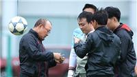 HLV Park Hang Seo: 'Đợt tập trung này là một thử nghiệm với U22 Việt Nam'