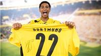 Jude Bellingham: Tài năng trẻ 'dám' từ chối MU để tới Dortmund